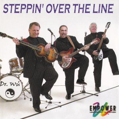stepping over the line cover